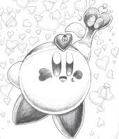 Love Kirby by keke74100