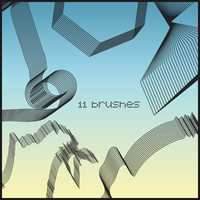 linear brushes by thrall90