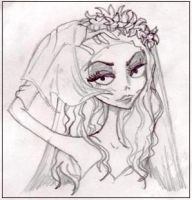 Beautiful Bride by CorpseBrideFans