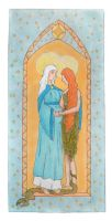 Mary and Eve by mephetti