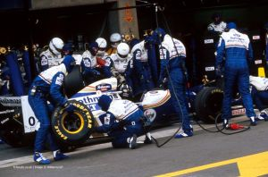 Damon Hill (Brazil 1994) by F1-history