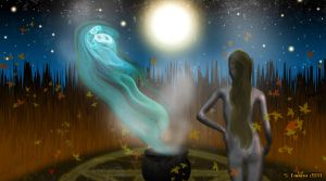 SUMMONING THE SPIRITS by SCT-GRAPHICS