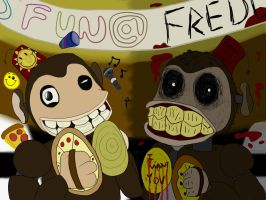 Have a Marvelous Day at Freddy's FINISHED FINALLY by CardboardDreamCube