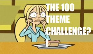The 100 Theme CHALLENGE by Adeladee