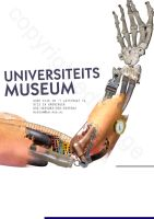 Universiteitsmuseum Poster by zulto