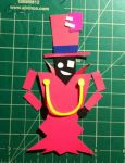 Another Paper Craft Experiment by Goodlyman100
