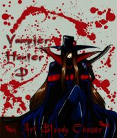 Vampire Hunter D by BloodyChaser