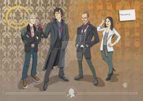 Sherlock by PerfectCirkel