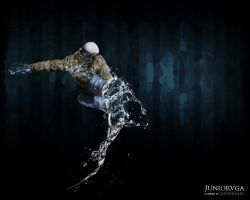 SkiWater by juniorvga