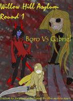 Boro WHA-OCT Round 1 Cover by HellStorm8000