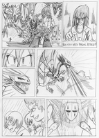 The New Duel Page 14 by ManicSam