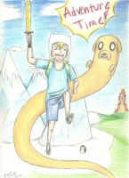 Adventure Time!! by guardian-angel15