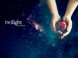 twilight christmas wallpaper by underclass-memii