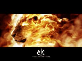 The Lion King by erickenji