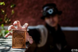 Bicycle Steampunk Deck by case15