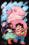 Steven and Connie by sharkie19
