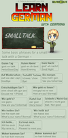 Learn German - Phrases - Talking by TaNa-Jo