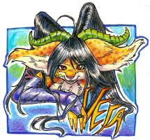Vera Badge Trade by konekonoarashi