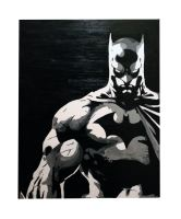 Batman/JimLee by galex89
