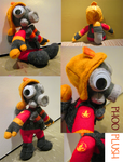 TF2: Phoo Plushie by ph00