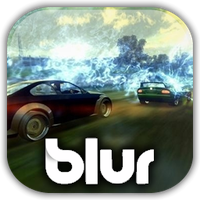 Blur Game Icon 3 by Wolfangraul