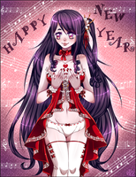 Happy (early) New Year by TheULTImateAngel