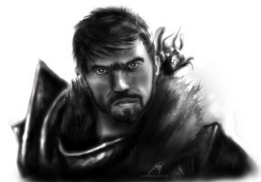 Hawke by JoCoH