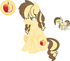 Ambrosia Apple by BlizzardTouch