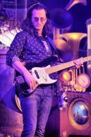 Rush in Hamilton:  Geddy Lee I by basseca