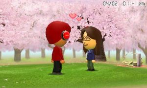 Love under the cherry blossoms by AnnaTheWonderGirl01
