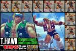 SSF4AE - T.Hawk Neptuneman costume MOD by dsFOREST