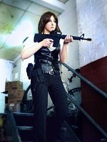 Helena Harper : RE6 : by Ratsukorr