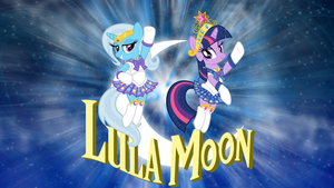 FiM: Lula Moon Wallpaper by M24Designs