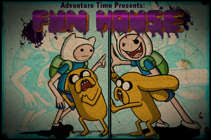 Adventure Time Fake Title Card by JovialNightz
