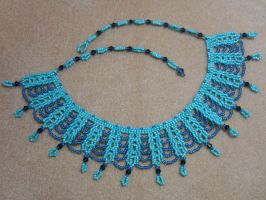 Turquoise Saraguru by Autumn-beads