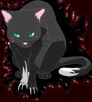 Scourge the bloody Killer by MniMayu1