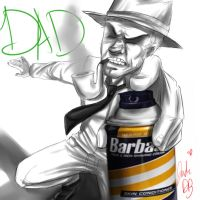 Dad. by ColumbiasDismantler