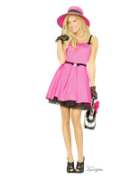 Ashley Tisdale (Sharpay Evans) PNG (2) by xCupcakeGlitter