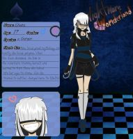 Efialtis application for Nightmare Wonderland by savorry