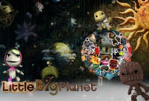 Little Big Planet by mustash2003