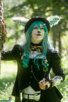 Steampunk White Rabbit - Original cosplay #7 by TwiSearcher85