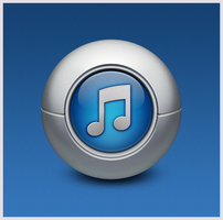 iTunes icon by D1m22