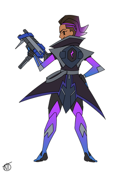 Sombra by Hierogriff