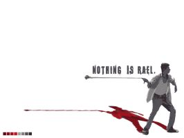 Nothing Is rael:mibi by No-More-Ignorance
