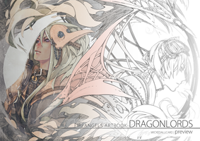 Dragonlords - preview by wickedalucard