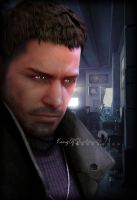 Memories 7 (Chris Redfield) by kingofshadows26