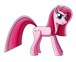 Pinkamena 2 by DarkenGales
