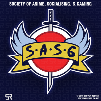 SASG (Society of Anime, Socialising, and Gaming) by wildwing64
