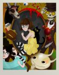 Fran Bow by Odango-datte