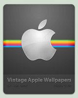 Vintage Apple Wallpapers by Pixelgeezer